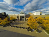 Aerial photos of the Center for the Arts<br /> <br /> Photographer: Douglas Levere