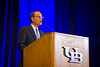 President Satish K. Tripathi's 2016 State of the University address in the Student Union<br /> <br /> Photographer: Douglas Levere