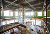 Interior photos of construction on new medical school building in downtown Buffalo<br /> <br /> Photographer: Douglas Levere