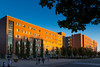 Photos of Greiner Hall at sunset<br /> <br /> Photographer: Douglas Levere