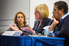 """Difficult Conversations """"DifCon"""" forum on academic freedom<br /> <br /> Photographer: Douglas Levere"""
