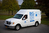 New branded mail trucks photographed on North Campus<br /> <br /> Photographer: Douglas Levere
