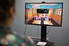 TeachLive technology class in Baldy Hall<br /> <br /> Photographer: Douglas Levere