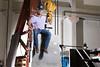 Engineering Graduate Student, Jorge Mario Cueto Baiz in Ketter Hall<br /> <br /> Photographer: Douglas Levere