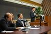 Law School, Post-Election Forum, OBrian Hall<br /> <br /> <br /> Photographer: Douglas Levere