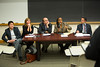 Law School, Post-Election Forum, OBrian Hall<br /> <br /> <br /> Photographer: Douglas Levere