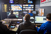 ESPN Broadcast studio inside Alumni Arena on North Campus<br /> <br /> Photographer: Douglas Levere