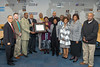 The Family of Jeremiah Karanja Receives Posthumous Degree in Capen Hall<br /> <br /> Photographer: Douglas Levere
