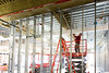 Construction on 1 Capen in Capen Hall<br /> <br /> Photographer: Douglas Levere