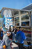 Big Blue food truck on South Campus<br /> <br /> Photographer: Douglas Levere