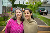 Architecture and Planning Proftssor Samina Raja with her Team at 345 Breckenridge, Buffalo, NY<br /> <br /> Photographer: Douglas Levere