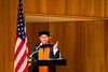 Charles F. Zukoski speaks at the UB Educational Opportunity Center's (UBEOC) 44th Annual Commencement on May 24, 2017 in Slee Hall. <br /> <br /> Photographer: Meredith Forrest Kulwicki