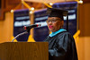 UB Educational Opportunity Center's (UBEOC) 44th Annual Commencement on May 24, 2017 in Slee Hall. <br /> <br /> Photographer: Meredith Forrest Kulwicki