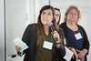 The final presentations by participants in the Global Innovation Challenge, Communities of Excellence: Global Health Equity in Hayes Hall on May 26, 2017. The theme for 2017 was Improving Refugee Health and Wellbeing in Buffalo, NY.<br /> <br /> Photographer: Meredith Forrest Kulwicki