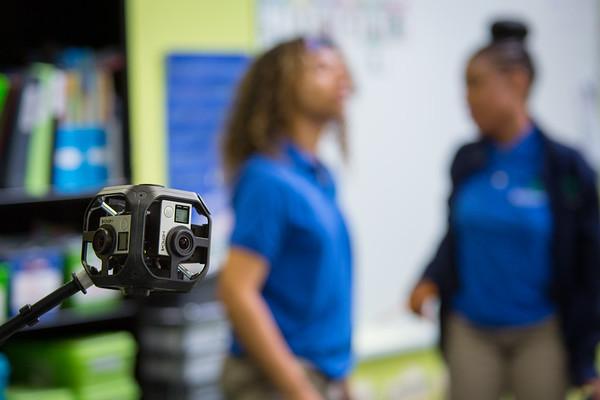 17207 Grad School of Education, Virtual Reality classroom