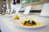 Food prepared by SUNY Brockport as part of the SUNY Culinary Summit Competition held on June 22, 2017 in the Goodyear Dining Center.<br /> <br /> Photographer: Meredith Forrest Kulwicki
