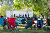 UB on the Green on July 19, 2017. Featuring Randle and the Late Night Scandals, this night is dedicated to health in the community with free health screenings provided by UBMD, UB Nursing and UB Dental, and fun activities for the children.<br /> <br /> Photographer: Meredith Forrest Kulwicki