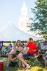 Friends Diane Scherer (left), Karen Calaiacovo (middle) and Diane Cole (right, red) laugh at the UB on the Green on July 19, 2017. Featuring Randle and the Late Night Scandals, this night is dedicated to health in the community with free health screenings provided by UBMD, UB Nursing and UB Dental, and fun activities for the children.<br /> <br /> Photographer: Meredith Forrest Kulwicki