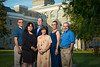 Interprofessional Grant faculty from left Timothy Janikowski, GSE, Yu-Ping Chang, Nursing, Christopher Barrick, RIA, Kim Griswold, Family Medicine, Diane Elze, Social Work, Kurt Dermen, RIA. Photographed in front of Hayes Hall on the UB South Campus.<br /> <br /> Photographer: Douglas Levere
