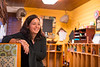 Portrait of UB Alumni, Anna Liuzzo at her school, Roots of the Future, in Clarence, NY<br /> <br /> Photographer: Douglas Levere