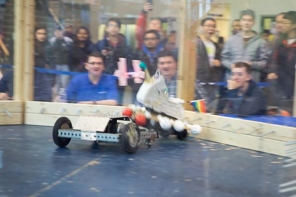 180063 Engineering, Engineers Week, Robot Wars, Student Union lobby