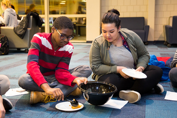 180067 Student Engagement, Hunger Banquet, Student Union