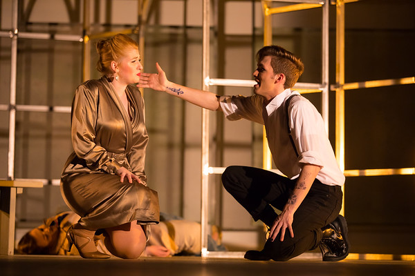 180069 Theater and Dance, Hamlet, Rehearsal, CFA