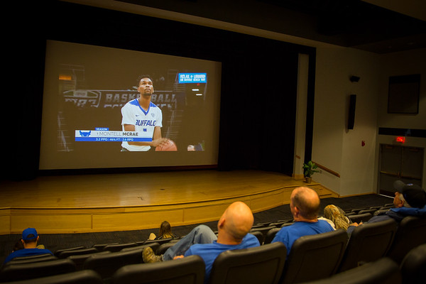 180070 Athletics, MAC mens basketball game, watch, Student Union
