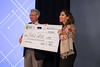 3 Minute Thesis Competition at the UB Center for the Arts<br /> <br /> Photographer: Meredith Forrest Kulwicki