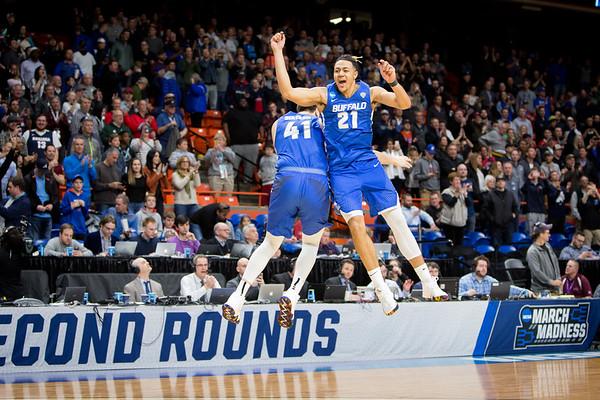 180080 Athletics, mens basketball; NCAA tournament, Boise
