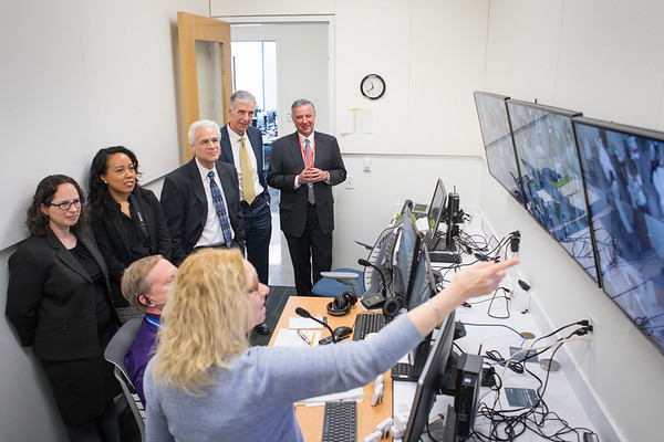 180087 CTSI, National Center for Advancing Translational Science, NCATS, Tour, Medical School Building