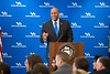 Mark Alnutt named University at Buffalo Athletic Director.<br /> <br /> Photographer: Paul Hokanson