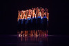 Theater and Dance student rehearse the spring production of Zodiac Dance in the Drama Theater in the Center for the Arts (CFA). <br /> <br /> <br /> Photographer: Douglas Levere