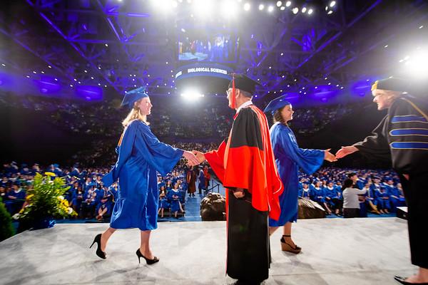 180181 Commencement, CAS Morning Graduation, Alumni Arena
