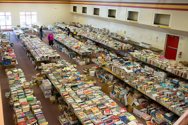 180187 AAUW, Book Sale, fundraiser, Williamsville, NY