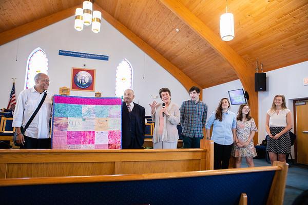 180263 Medicine, Health in the Neighborhood, Hopewell Baptist Church, Buffalo, NY