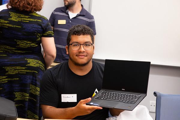 180266 Engineering Computer Science, CSE Laptop Program, Students, Davis Hall