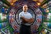 Photo illustration: University at Buffalo physicist Salvatore Rappoccio. <br /> <br /> Photographer: Douglas Levere / University at Buffalo / CERN