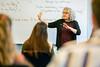 UB Curriculum | UB Seminars English class with professor Carrie Bramen, in Clemens Hall<br /> <br /> Photographer: Douglas Levere