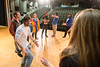 The Improv Club meets in the Student Union Theater.<br /> <br /> Photographer: Douglas Levere