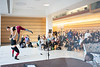 The Student National Medical Association holds an event , Taste of Culture, in the Medical School Building.<br /> <br /> Photographer: Douglas Levere