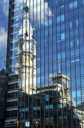 Reflection, Philadelphia