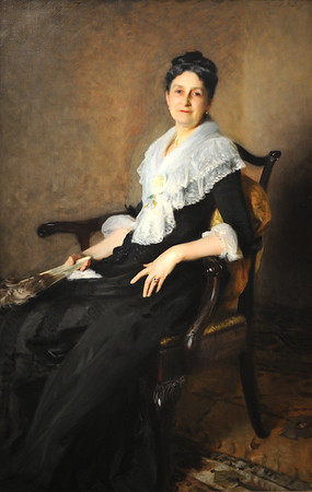 """Elizabeth Allen Marquand"" (1887), by J. S. Sargent"