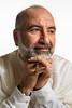 Portrait of dental professor Othman Shibly, taken in January 2019.<br /> <br /> Photographer: Douglas Levere