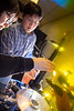 Seo Jung Hun, of materials design and innovation, in his lab in Bonner Hall. He recently received a NSF research grant.<br /> <br /> Photographer: Douglas Levere