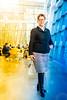 Portrait of Ann Bisantz, in November 2019 in Davis Hall. Bisantz is the dean of undergraduate education. <br /> <br /> Photographer: Douglas Levere