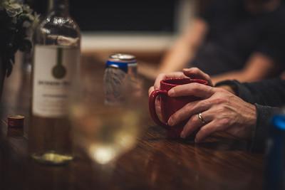 Warm Alcohol
