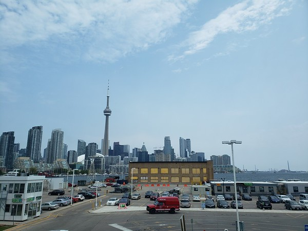 View From Billy Bishop Airport