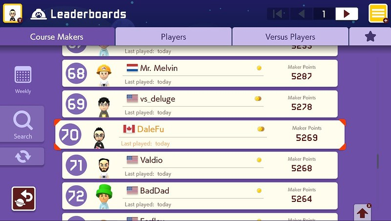 Climbing the Maker Leaderboard!