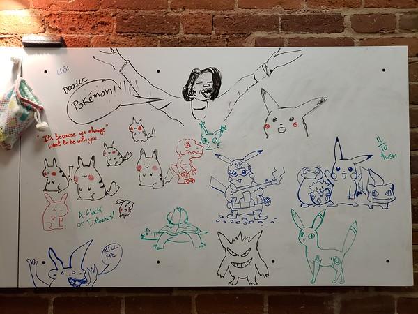 Ubi Doodle: Pokemon
